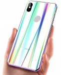 ETUI CLEAR ACRYL DO XIAOMI MI A2 LITE LASER CASE