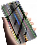ETUI CLEAR ACRYL DO HUAWEI MATE 20 LITE LASER CASE
