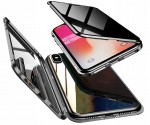 ETUI 360° MAGNETIC DO iPHONE X MAX DUAL GLASS FULL