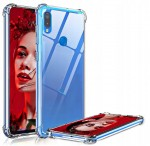 ETUI CLEAR CASE DO HUAWEI P20 LITE SLIM BUMPER