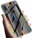 ETUI CLEAR ACRYL DO HUAWEI P-SMART 2019 LASER CASE