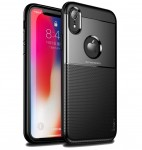 Etui iPaky Carbon Case iPhone XR