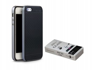 Etui iPaky Premium Hybrid Apple iPhone 5 5S
